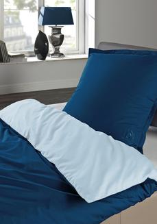 Bettwäsche-Garnitur BLUE