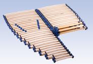 CALYPSO Lattenrost-Bausatz STANDARD