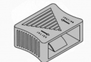 Härteverstellschieber für Lattenrost-Bausätze