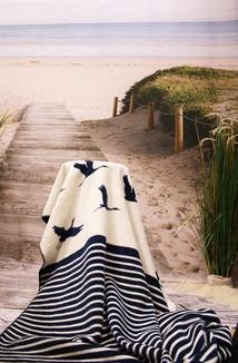 Blanket KRANICH